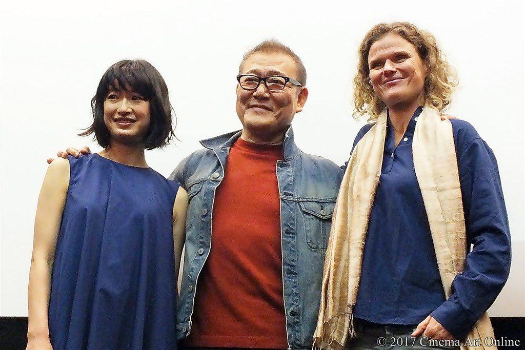 【写真】映画『KOKORO』公開初日舞台挨拶 國村隼、門脇麦、ヴァンニャ・ダルカンタラ監督