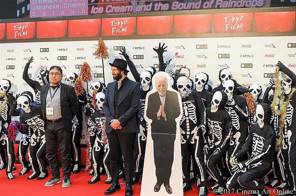 【写真】第30回 東京国際映画祭(TIFF) オープニングレッドカーペット 映画『エンドレス・ポエトリー』