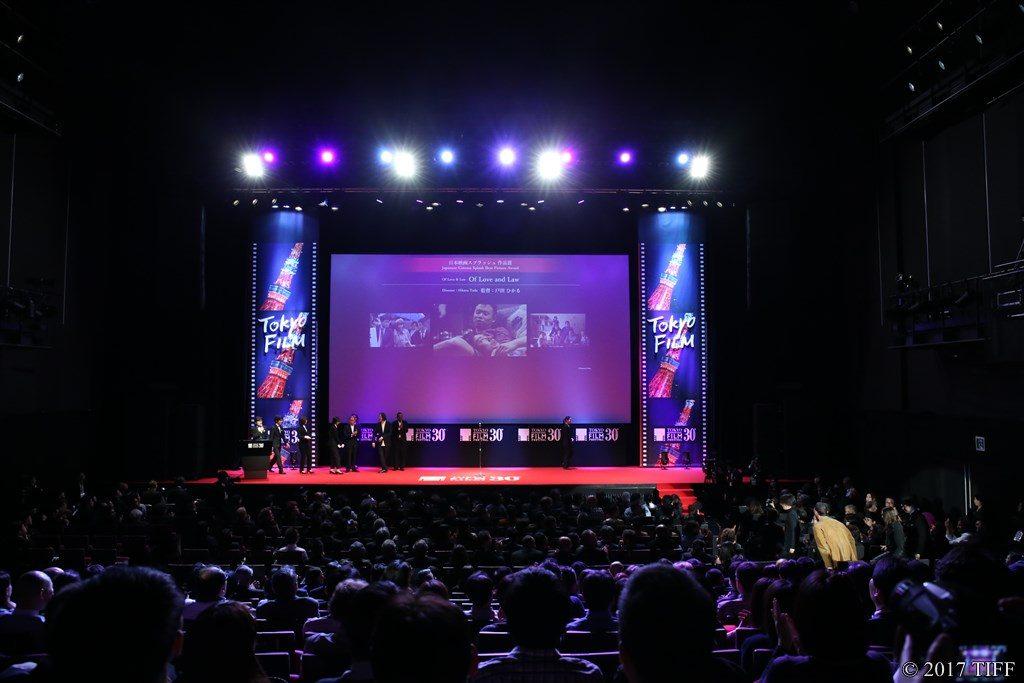 第30回 東京国際映画祭(TIFF) クロージングセレモニー