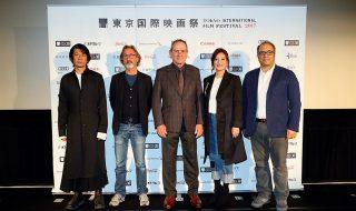 【写真】第30回東京国際映画祭(TIFF) コンペティション部門 審査委員記者会見