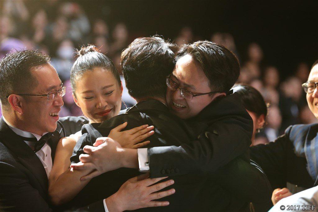 【写真】第30回 東京国際映画祭(TIFF) クロージングセレモニー 『迫り来る嵐』受賞
