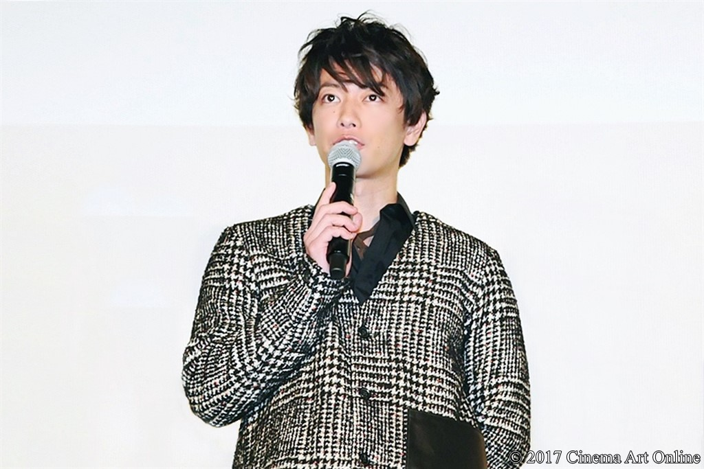 【写真】映画『8年越しの花嫁 奇跡の実話』完成披露試写会 佐藤健