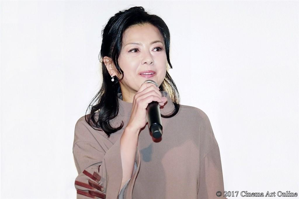 【写真】映画『8年越しの花嫁 奇跡の実話』完成披露試写会 薬師丸ひろ子