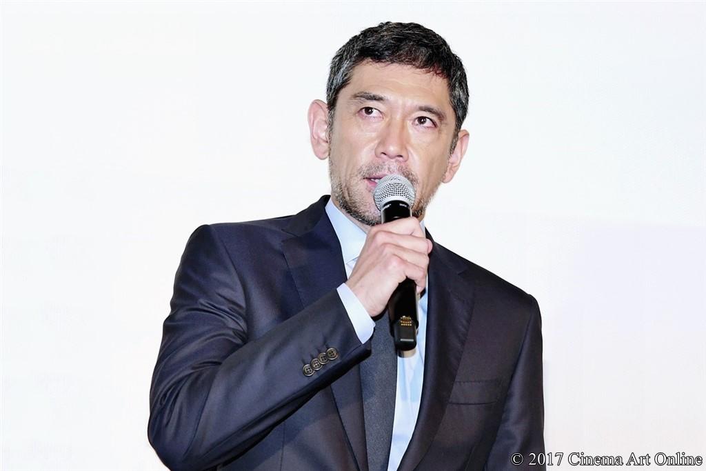 【写真】映画『8年越しの花嫁 奇跡の実話』完成披露試写会 杉本哲太