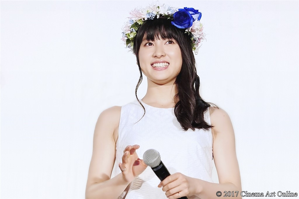 【写真】映画『8年越しの花嫁 奇跡の実話』完成披露試写会 土屋太凰