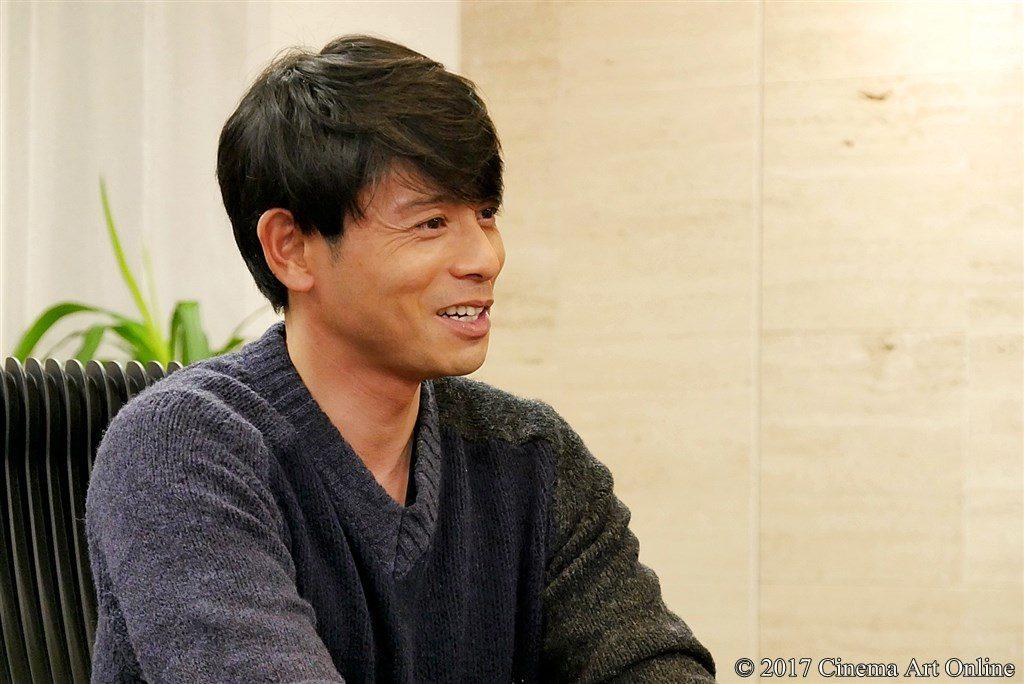 【写真】映画『エキストランド』主演・吉沢悠インタビュー