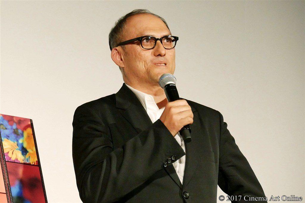 第30回 東京国際映画祭(TIFF) 『Ryuichi Sakamoto: CODA』舞台挨拶 スティーブン・ノムラ・シブル監督