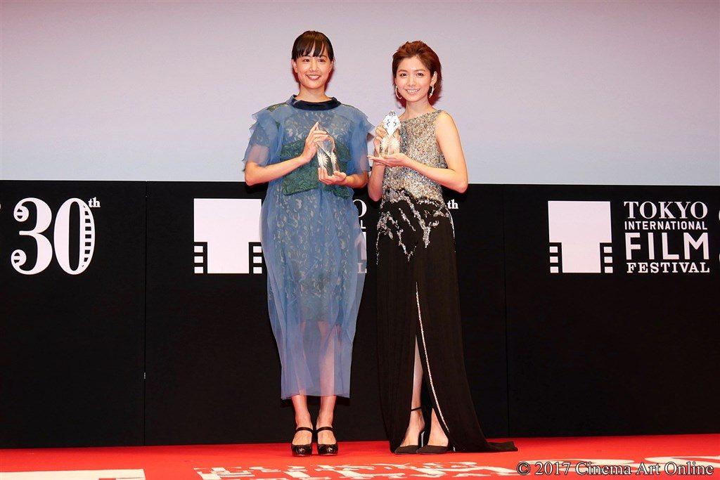 【写真】石橋静河 & ダフネ・ロー