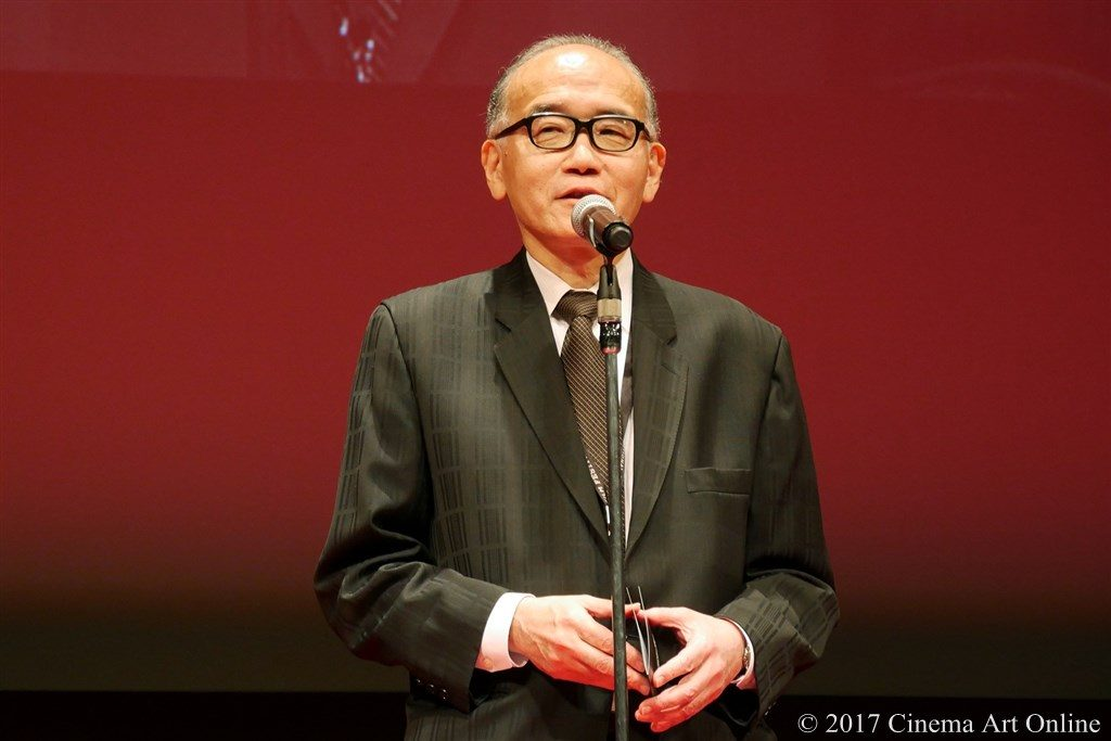 【写真】国際交流基金アジアセンター特別賞審査委員 松本正道氏