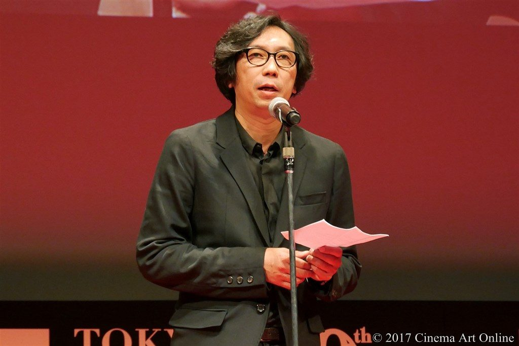 【写真】アジアの未来部門 作品賞審査委員 行定勲氏 (映画監督)