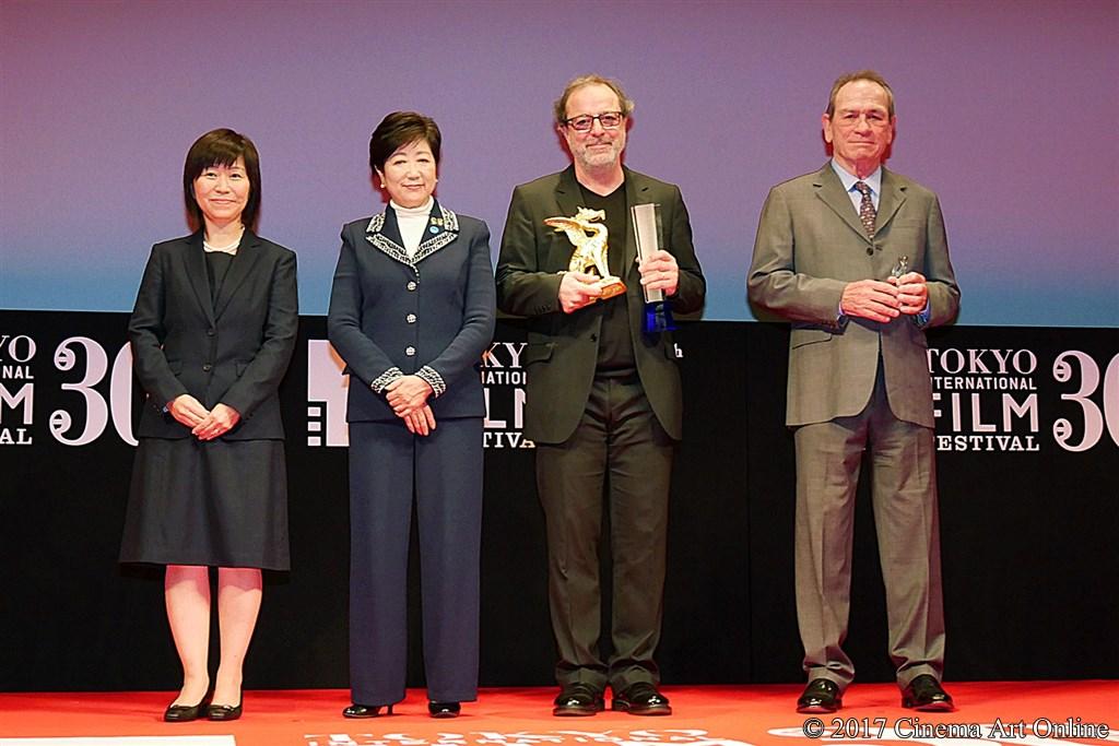 【写真】コンペティション部門 東京グランプリ/東京都知事賞受賞