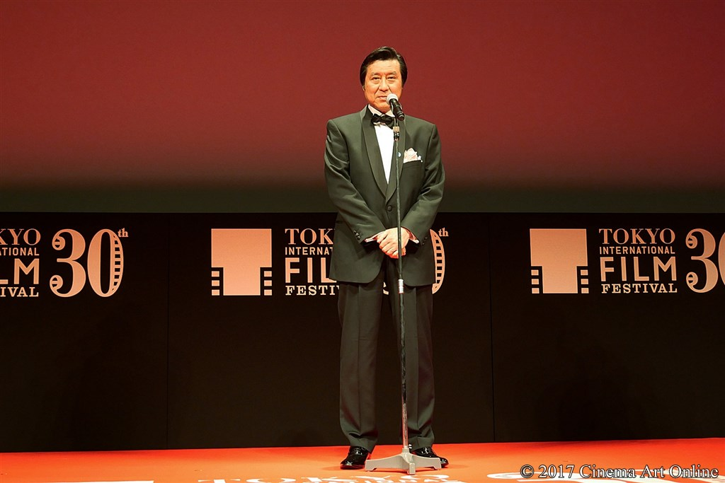 【写真】 久松猛朗フェスティバル・ディレクター