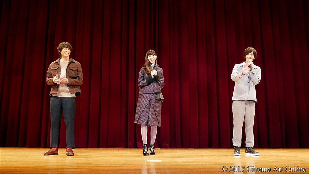 【写真】映画『覆面系ノイズ』公開直前イベント