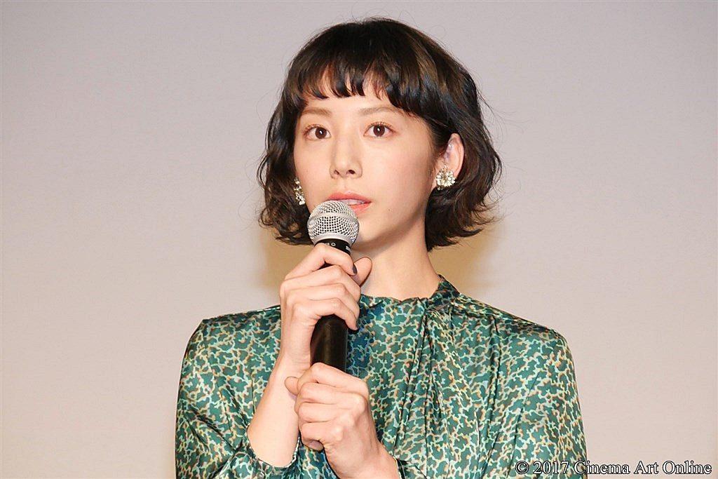 【写真】映画『伊藤くん A to E』完成披露試写会 夏帆