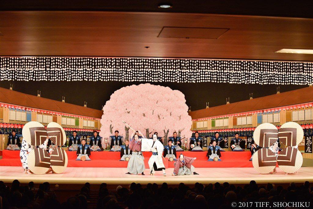 【写真】歌舞伎『男伊達 花の廓(おとこだて・はなのくるわ)』市川海老蔵