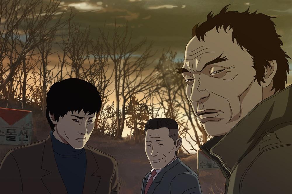 【画像】映画『我は神なり』 原題:사이비(サイビ/THE FAKE)