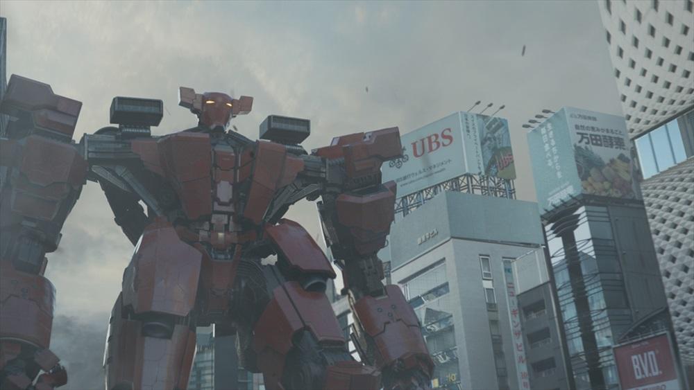 【画像】映画『BRAVE STORMブレイブストーム』レッドバロン