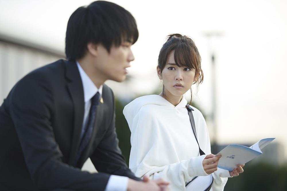 【画像】映画『リベンジgirl』