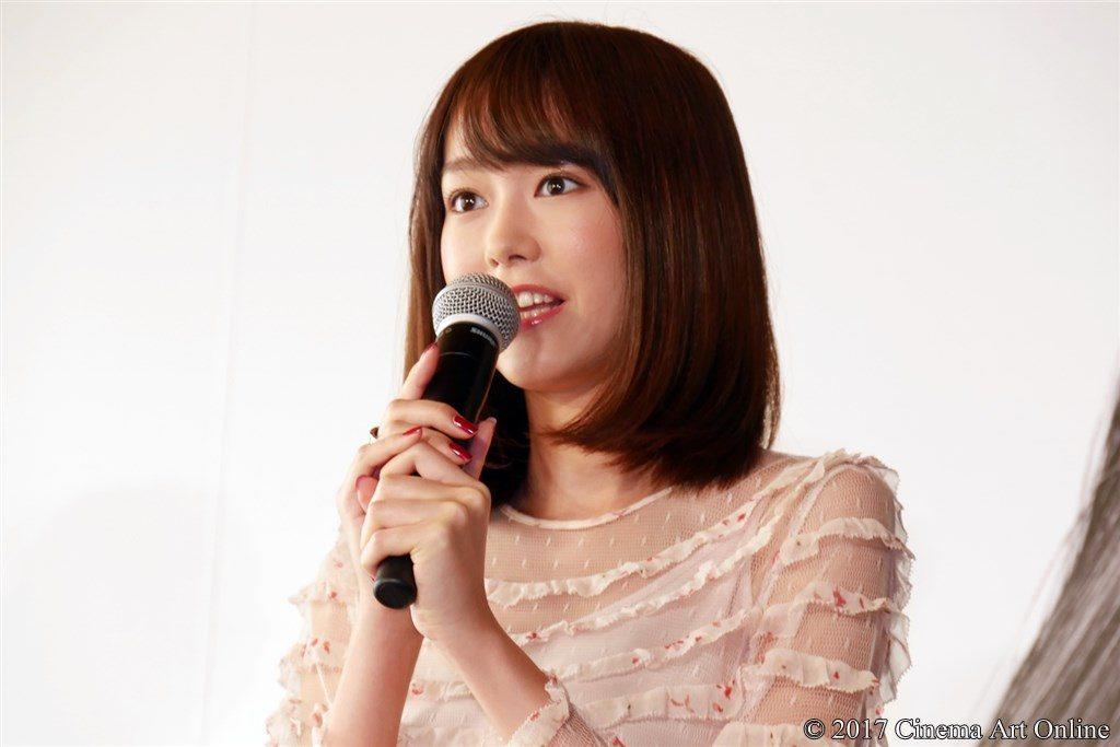【写真】映画『リベンジgirl』 クランクアップ会見 with ブルガリ 桐谷美鈴