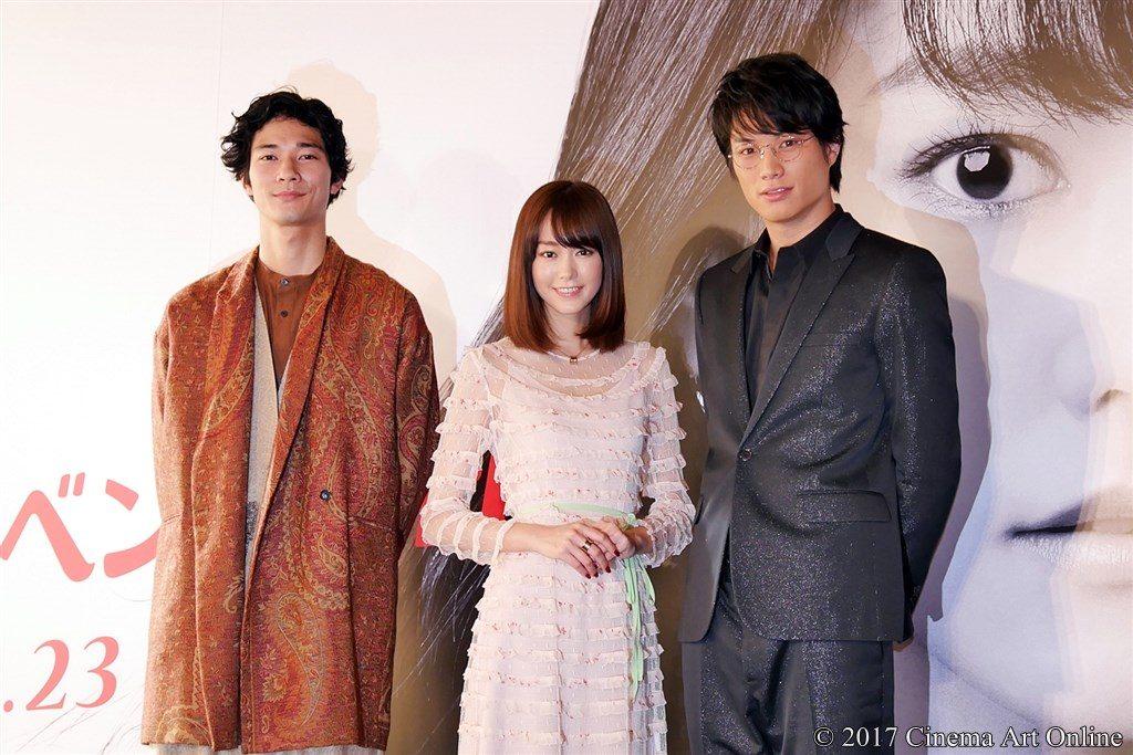 【画像】映画『リベンジgirl』 クランクアップ会見 with ブルガリ