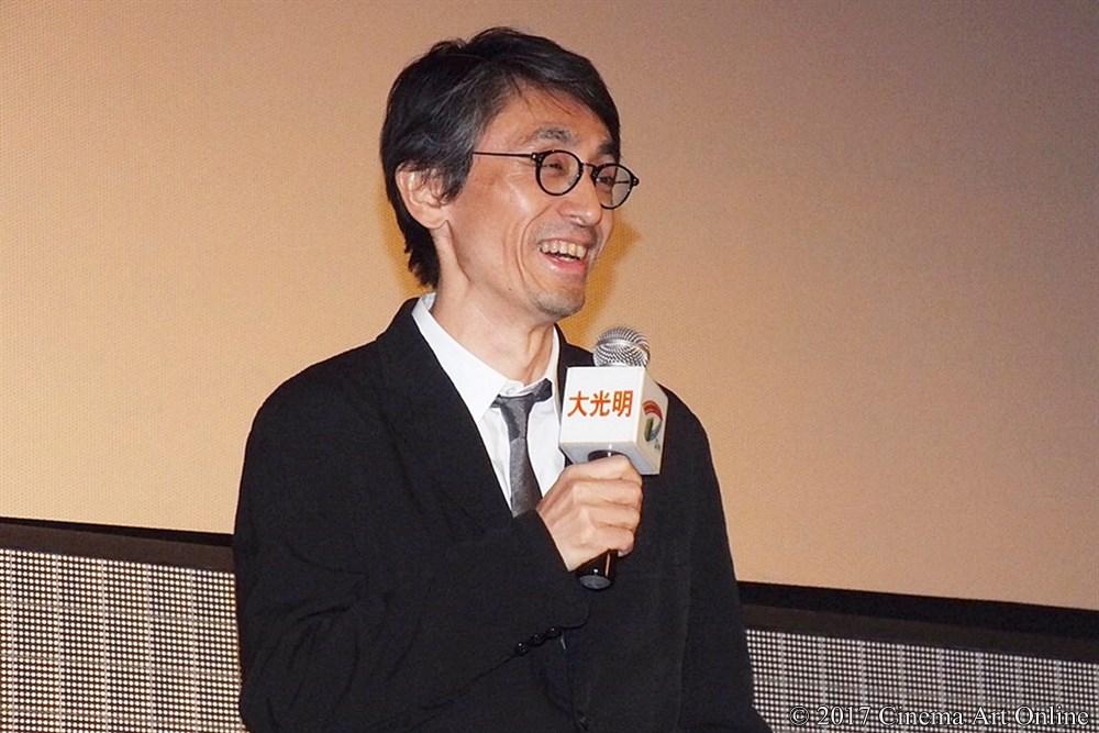 【写真】映画『美しい星』吉田大八監督 ティーチイン (2017 中国・日本新片展)