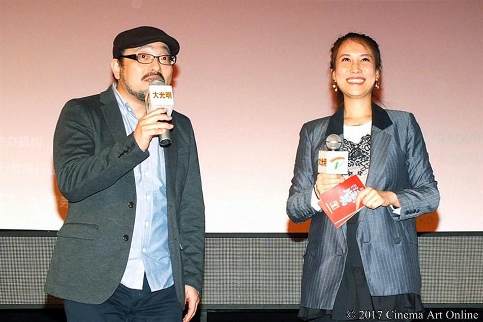 【写真】映画『不能犯』白石晃士監督 ティーチイン (2017 中国・日本新片展)