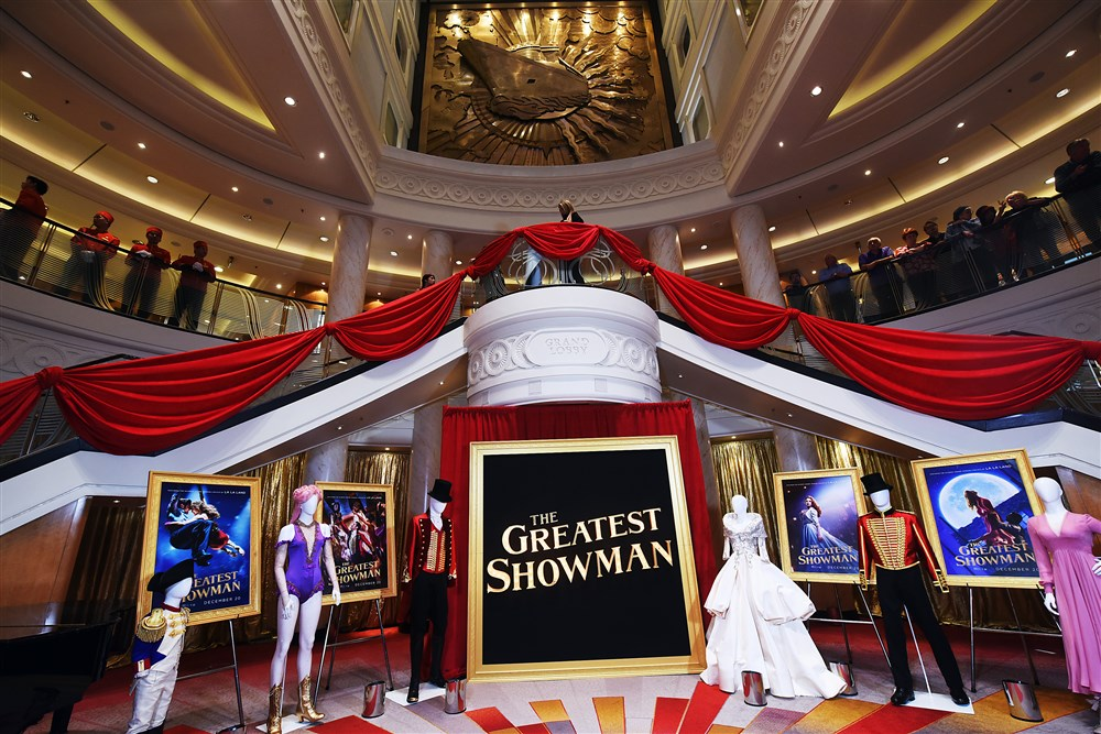 【写真】映画『ザ・グレイテスト・ショーマン』(The Greatest Showman) ワールドプレミア
