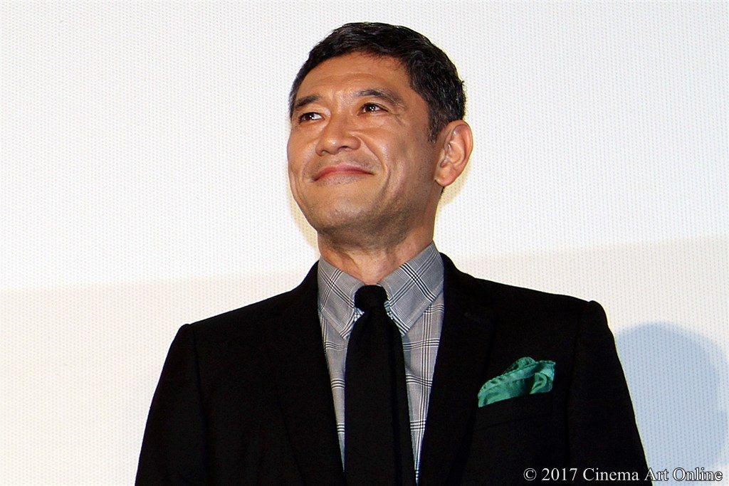 【写真】映画『8年越しの花嫁 奇跡の実話』公開初日舞台挨拶 杉本哲太