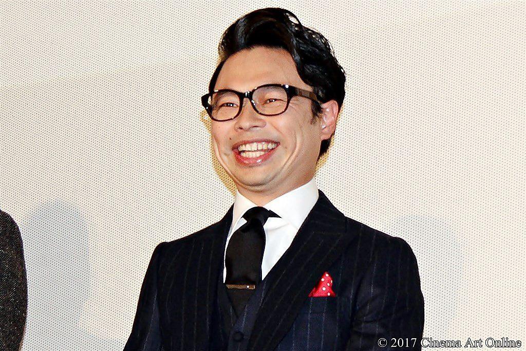 【写真】映画『8年越しの花嫁 奇跡の実話』公開初日舞台挨拶 浜野謙太