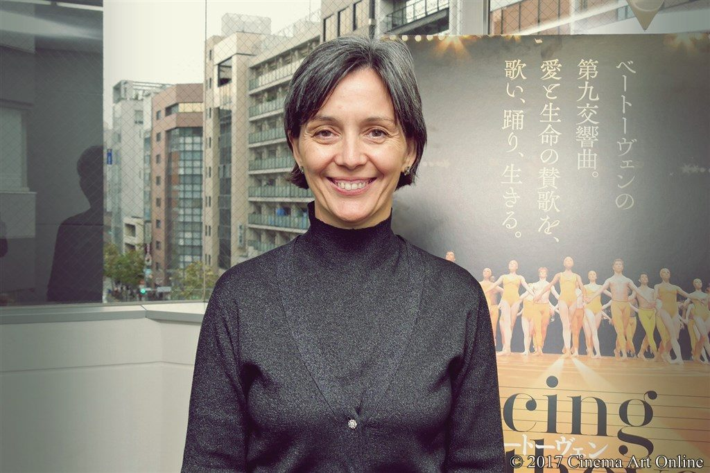 【写真】映画『ダンシング・ベートーヴェン』アランチャ・アギーレ監督インタビュー