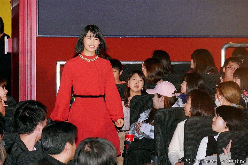 【写真】映画『リベンジgirl』完成披露イベント 竹内愛紗 登場!