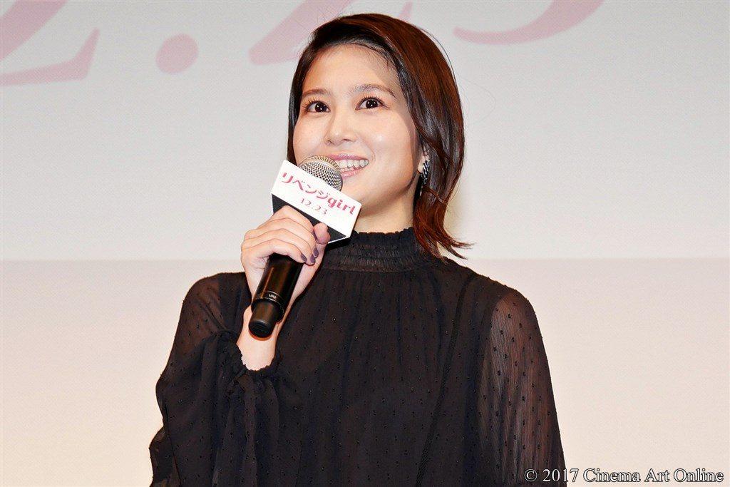 【写真】映画『リベンジgirl』女性限定スペシャルトークイベント 佐津川愛美