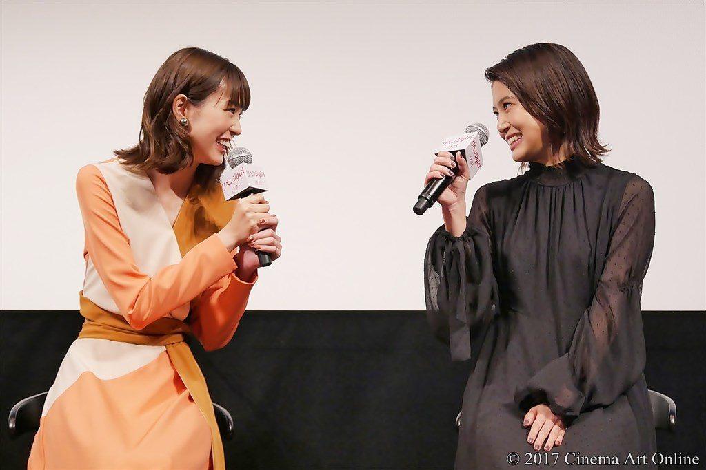 【写真】映画『リベンジgirl』女性限定スペシャルトークイベント 桐谷美鈴、佐津川愛美
