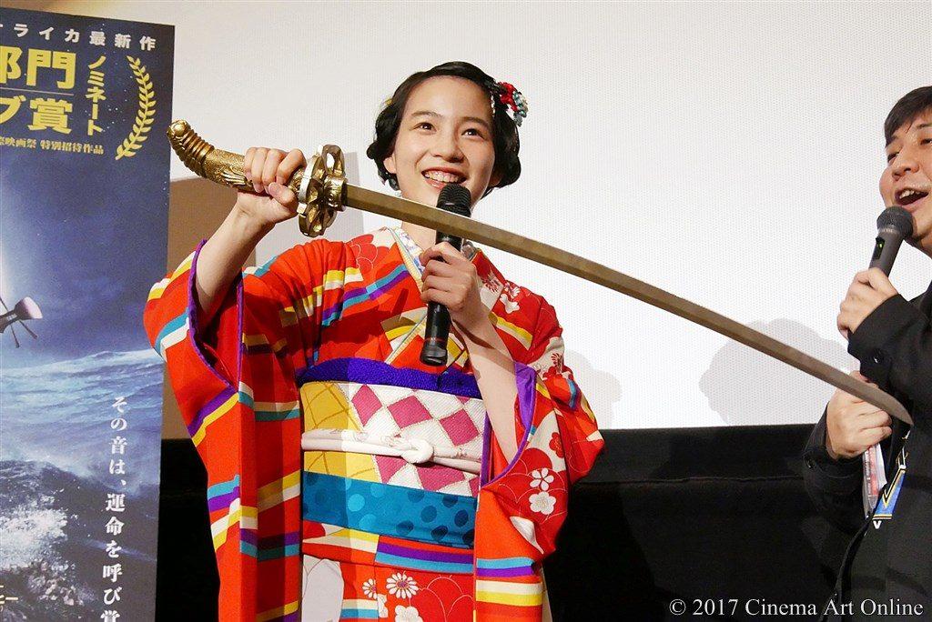 【写真】映画『KUBO/クボ 二本の弦の秘密』大ヒット記念トークイベント のん