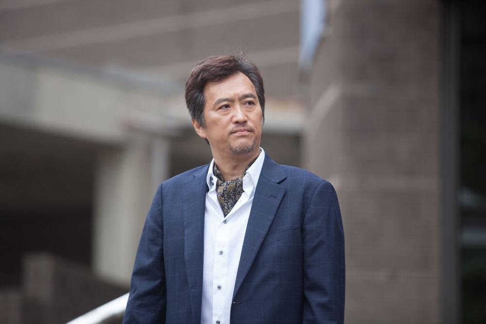 【画像】伴 正義役 大鶴義丹(おおつる・ぎたん)