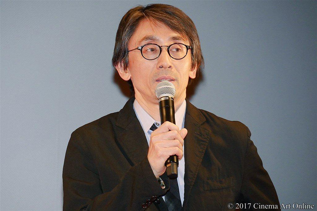 【写真】映画『羊の木』完成披露試写会 吉田大八監督