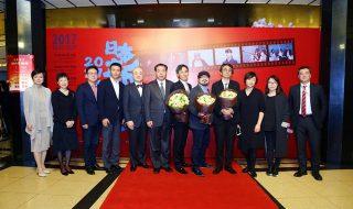 【写真】2017 中国・日本新作映画上映会 (2017 中国・日本新片展) レッドカーペット
