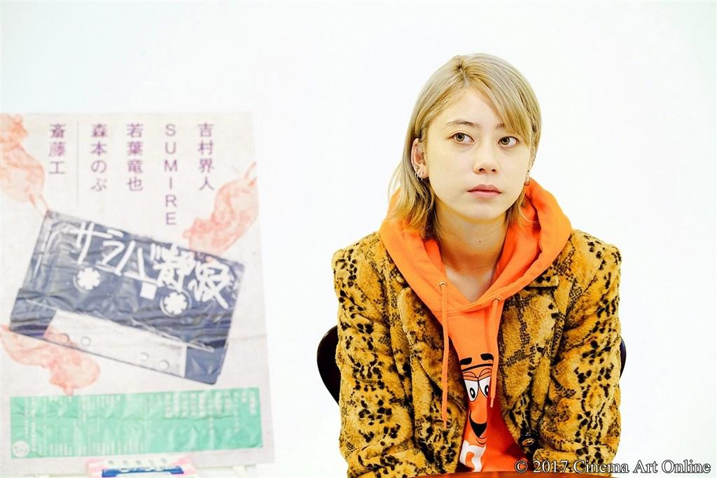 【写真】映画『サラバ静寂』SUMIRE インタビュー