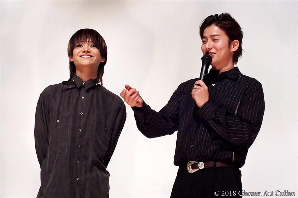 【写真】映画『星くず兄弟の新たな伝説』公開初日舞台挨拶 三浦涼介&武田航平