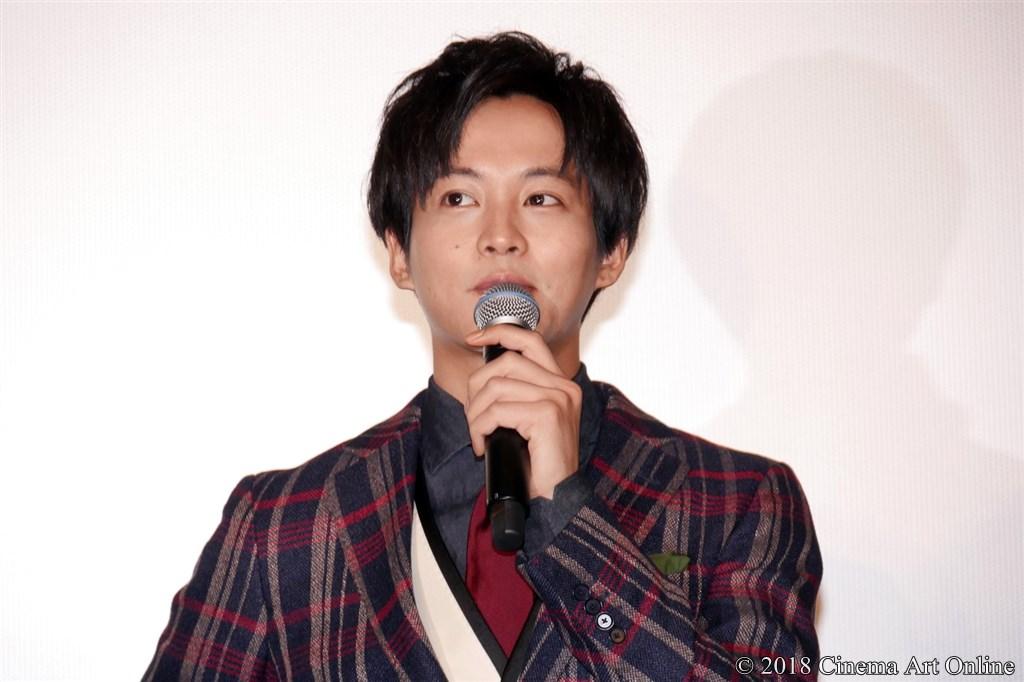 【写真】映画『パディントン2』公開記念舞台挨拶 松坂桃李