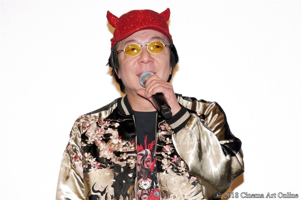 【写真】映画『パディントン2』公開記念舞台挨拶 古田新太