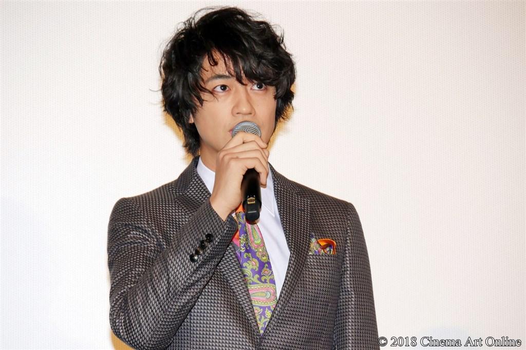 【写真】映画『パディントン2』公開記念舞台挨拶 斎藤工