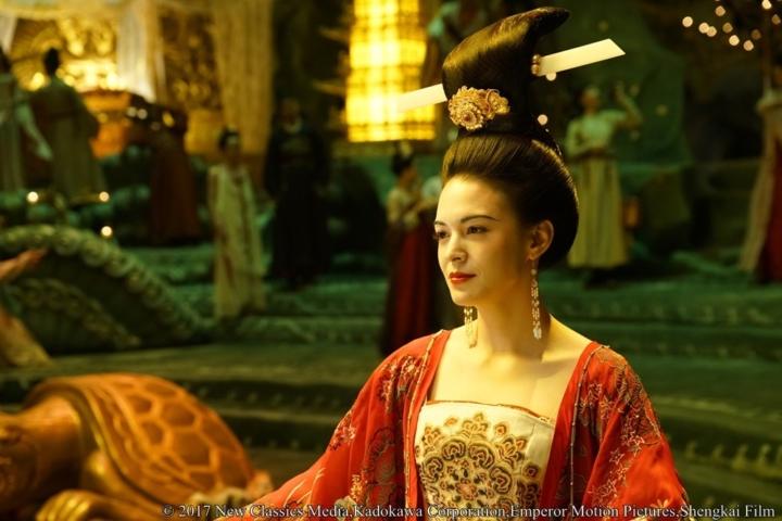【画像】映画『空海 ―KU-KAI― 美しき王妃の謎』場面カット10
