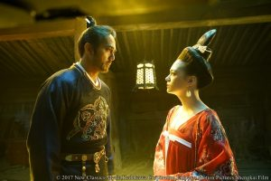 【画像】映画『空海 ―KU-KAI― 美しき王妃の謎』場面カット5
