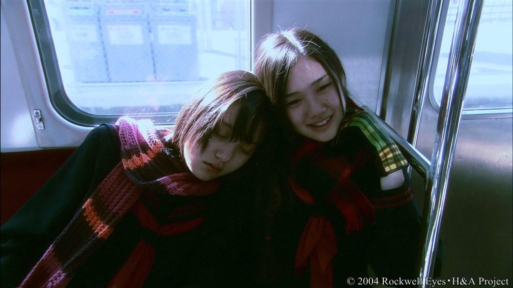 【画像】映画『花とアリス』メインカット