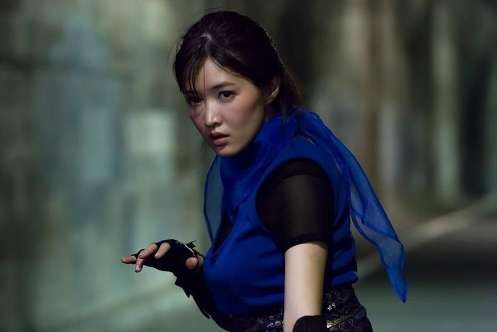 【画像】映画『LADY NINJA 〜青い影〜』メインカット