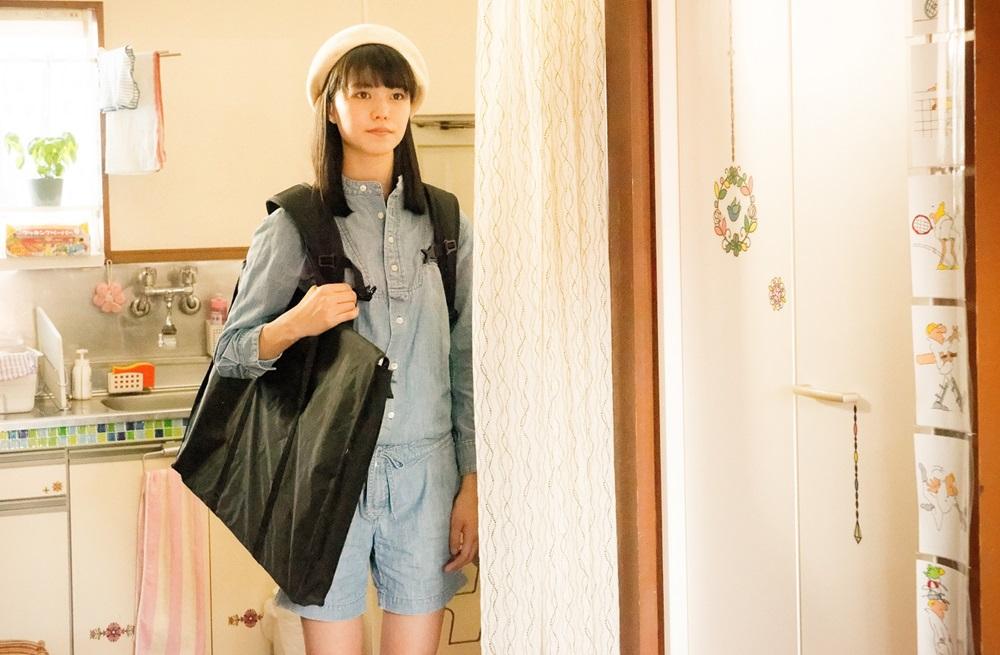 【画像】映画『パンとバスと2度目のハツコイ』市井二胡 (志田彩良)