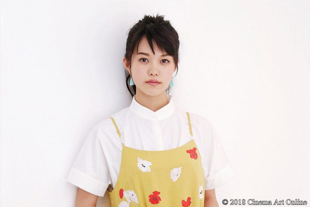 【写真】映画『パンとバスと2度目のハツコイ』志田彩良 インタビュー