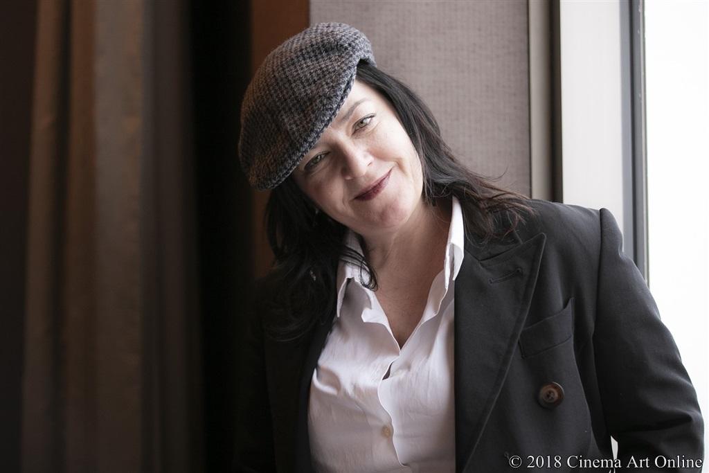 【写真】リン・ラムジー (Lynne Ramsay)