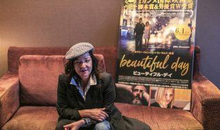 【写真】映画『ビューティフル・デイ』 リン・ラムジー (Lynne Ramsay)